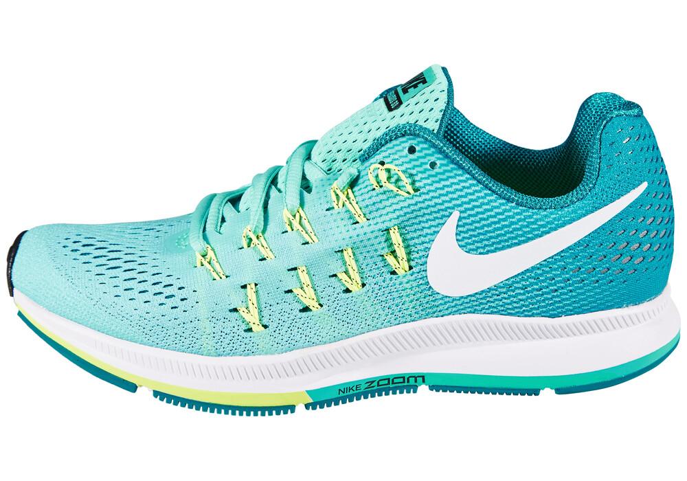 magasin en ligne 7ef1e f594d Nike Chaussures de Running Air Zoom Pegasus 33 Noir Blanc ...